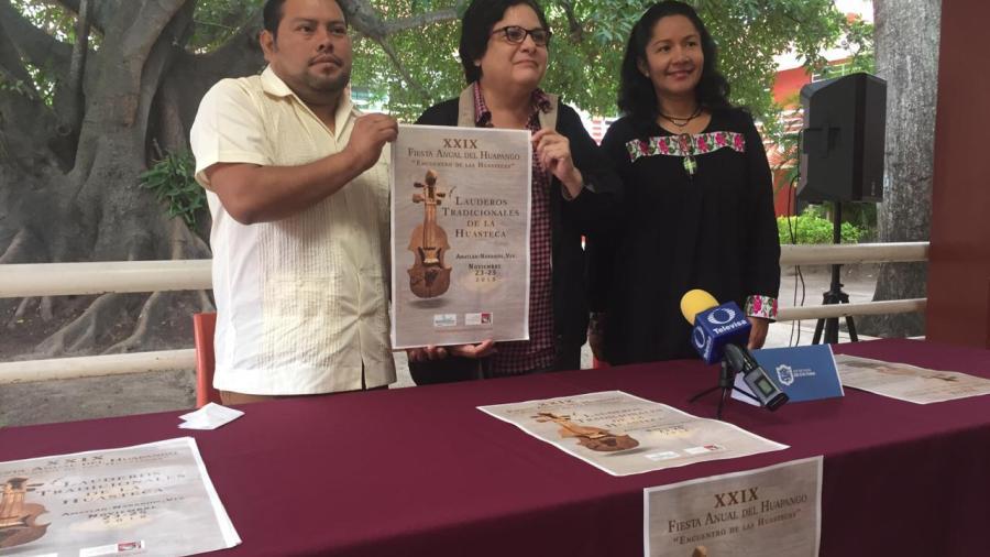 Invitan al festival del huapango Encuentro de las Huastecas en Amatlán, Veracruz