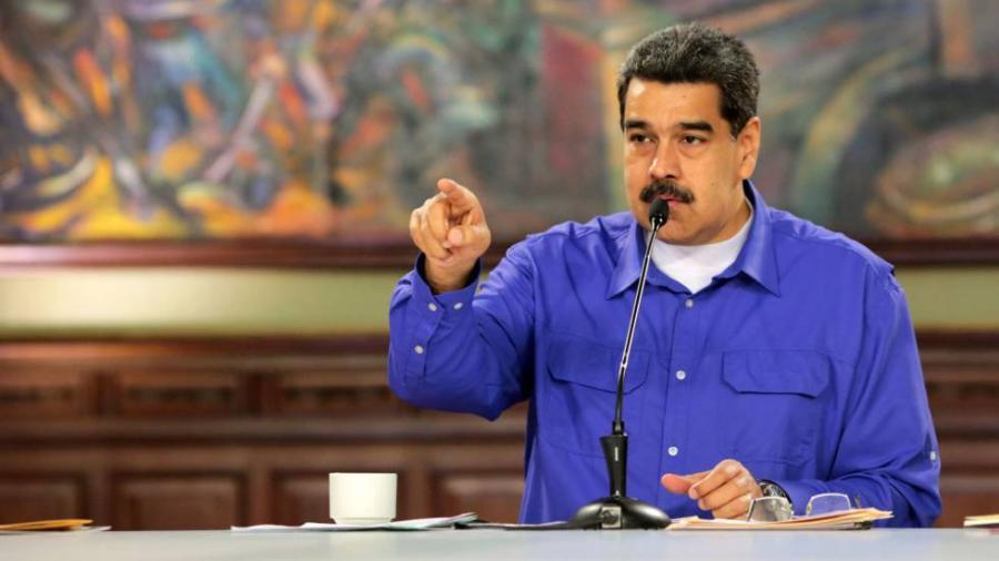Maduro confirma contacto entre su gobierno y EE.UU