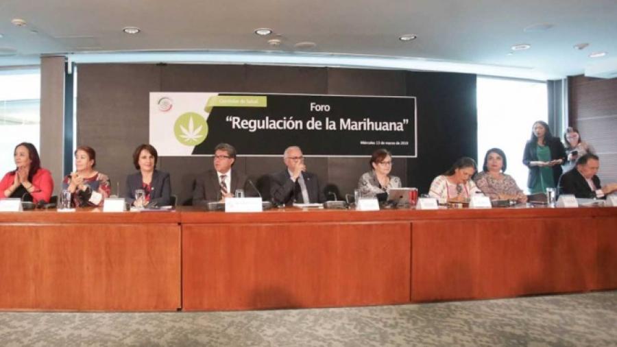 Senado abre proceso para despenalizar la mariguana