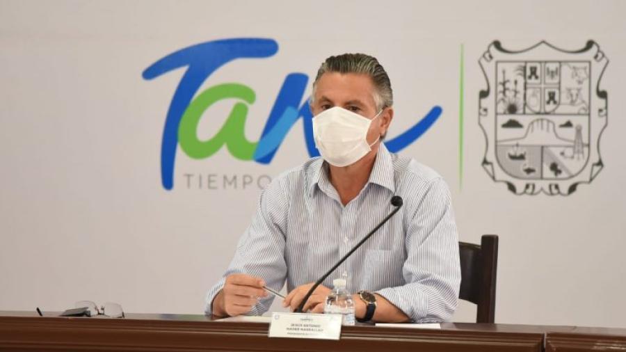 Amplían programa de Obra Pública en Tampico para beneficiar a más familias