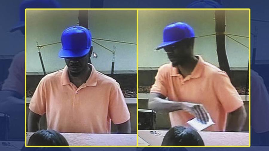 Sentencian a hombre a más de 3 años de prisión tras atracar banco