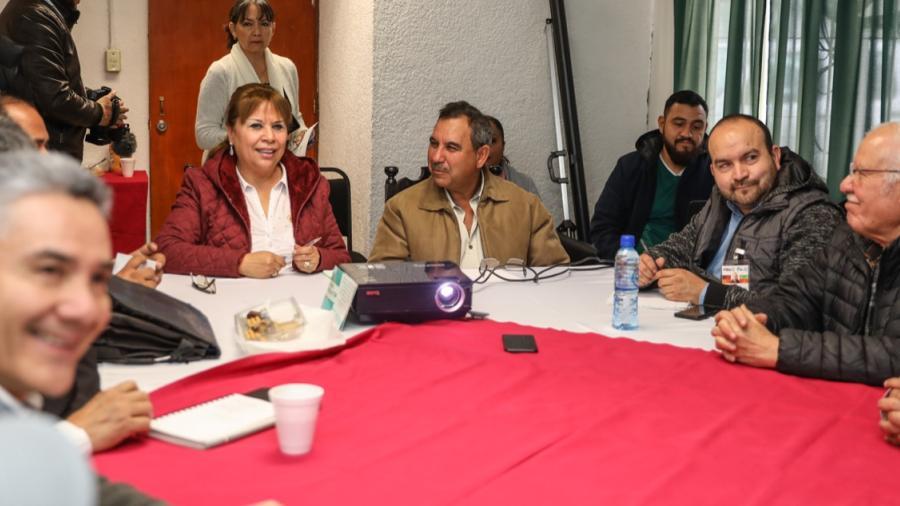 Brinda Gobierno local apoyo a productores y ganaderos