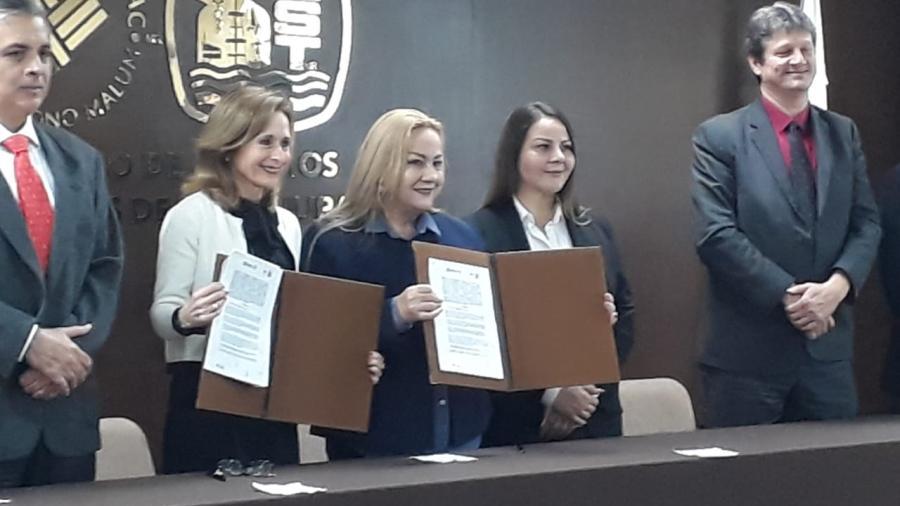 Ayuntamiento de Altamira y el IEST firman convenio de colaboración