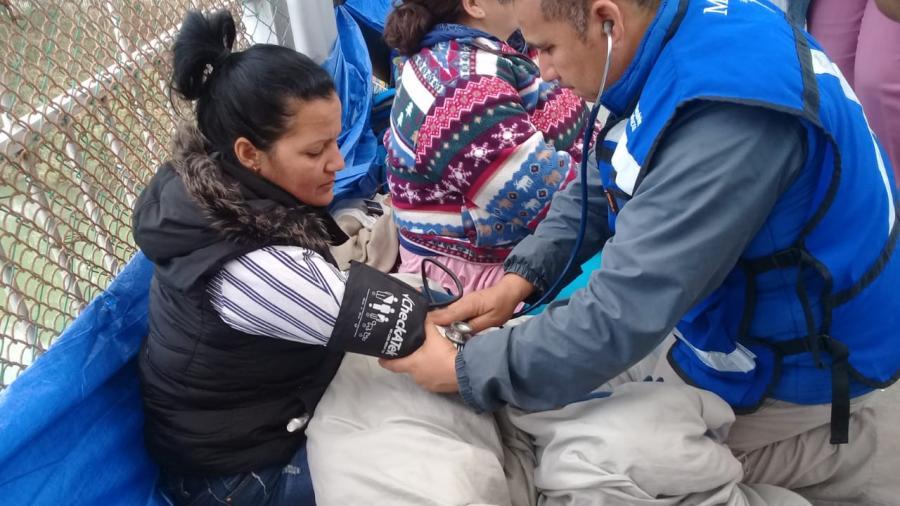 Es importante que el Gobierno Federal voltee a ver las necesidades de los migrantes: Maki Ortiz