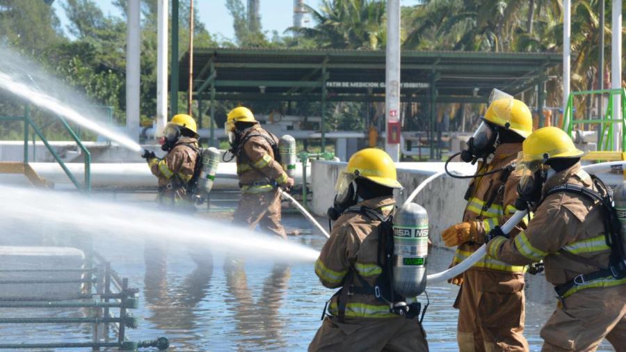 Realizará Refinería Madero de Pemex simulacro mayor por fuga de gas