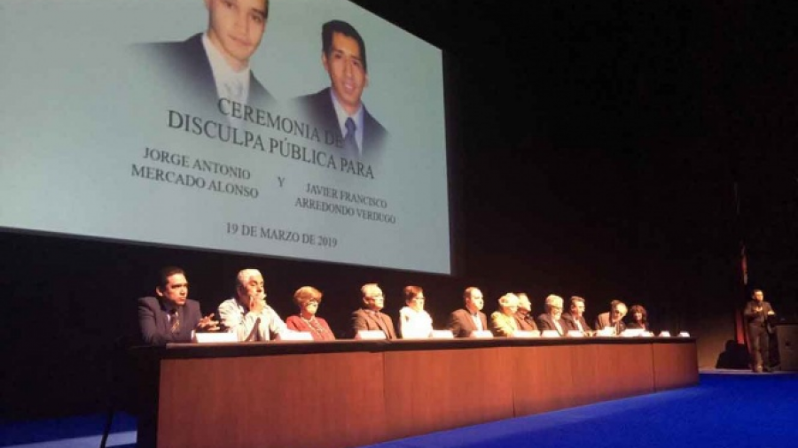 Ofrece Gobierno Federal disculpa por asesinato a estudiantes de N.L
