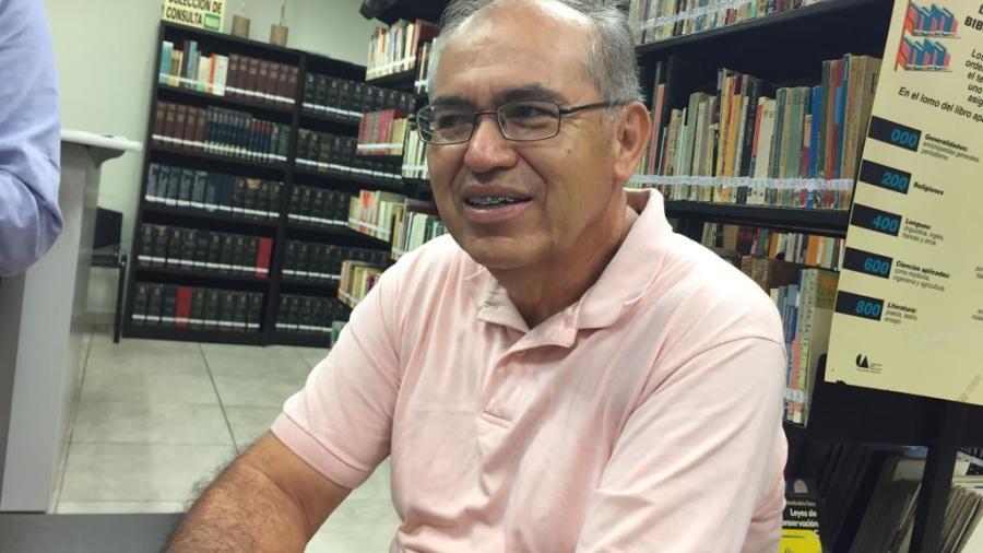 El librobus estará en Altamira, para promover la lectura.