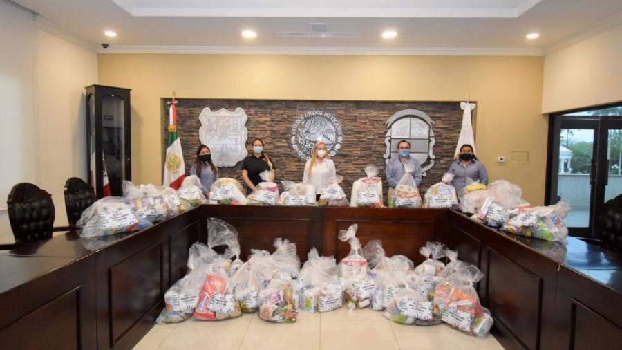 Coadyuva Gobierno de Alma Laura Amparán con empresarios a favor de Altamira