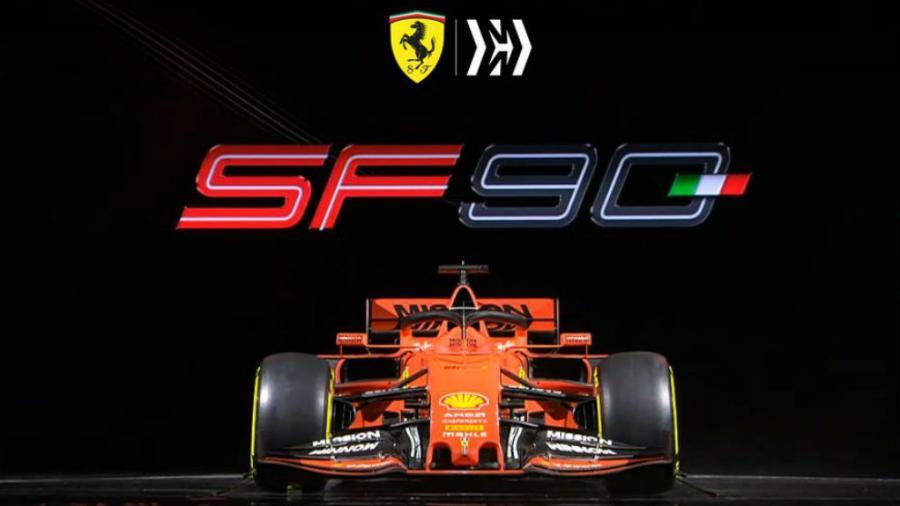 Ferrari celebra sus 90 años y presenta el nuevo SF90
