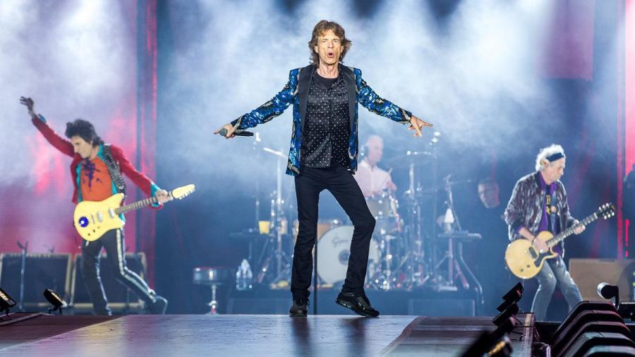 A un mes de su operación, Mick Jagger se mostró bailando