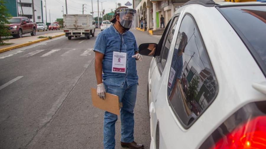 Con Filtros Sanitarios Madero da más certidumbre a la población