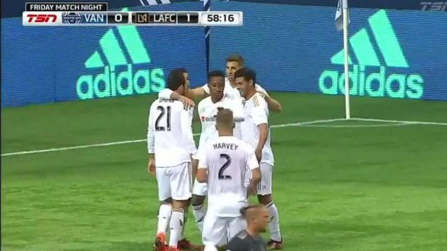 Carlos Vela anota en victoria de Los Ángeles FC