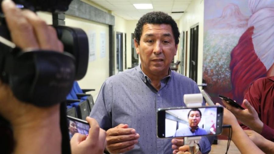 """""""Quédate en casa"""", convoca Mario López a matamorenses y pide evitar movilidad por COVID-19"""