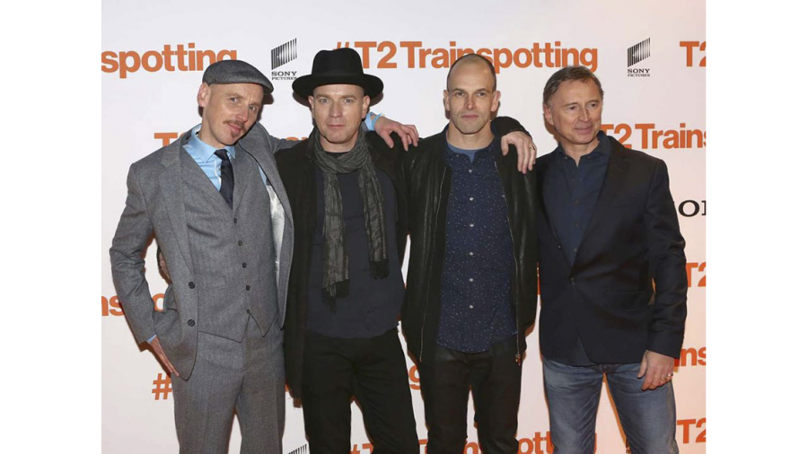 T2 Trainspotting premiere mundial en Edimburgo