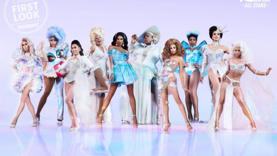 "RuPaul's Drag Race revela elenco de ""All Stars 4"""