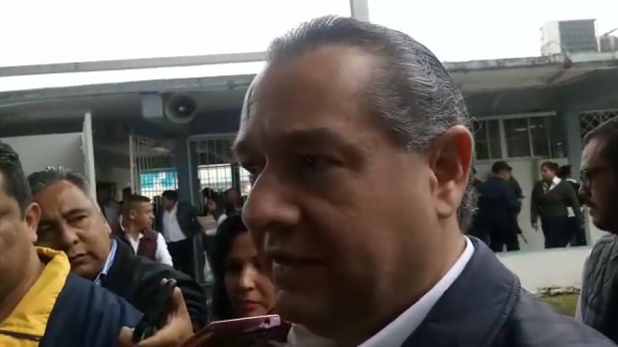 Reafirmó López Obrador su compromiso con Madero: Oseguera