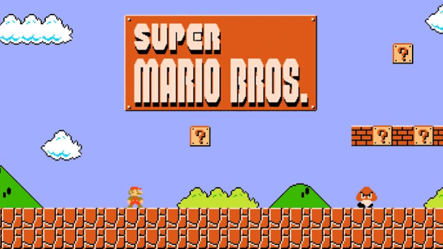 Super Mario Bros. de NES se vende en más de 40 mdp