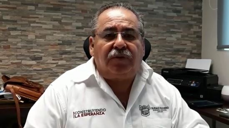 Anuncian la instalación de más cámaras en Madero