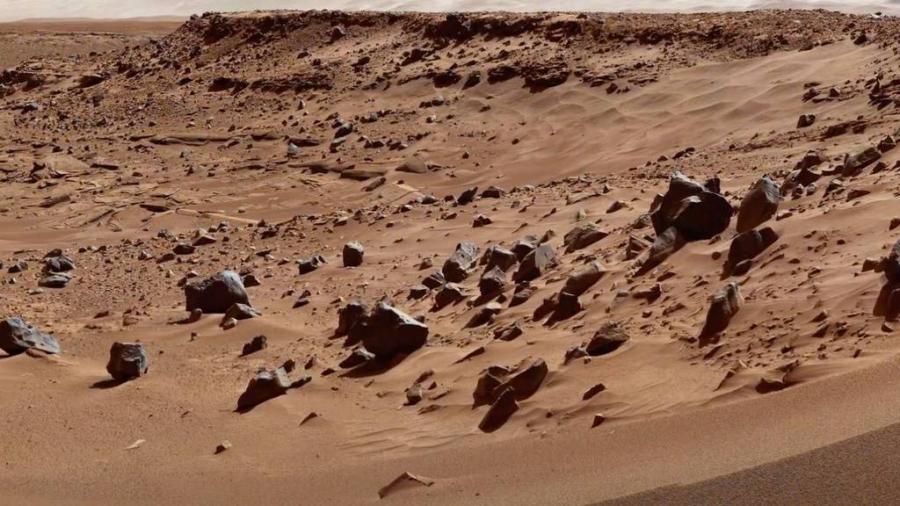Imágenes 4k de Marte permiten una mejor visualización del planeta rojo