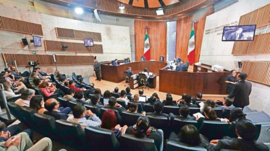 Posible anulación a multa de 197 mdp a Morena