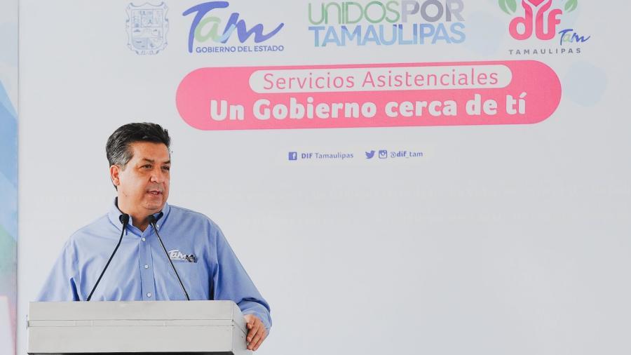 """Cabeza de Vaca recorre Tamaulipas con el programa """"Un Gobierno Cerca de Ti"""""""