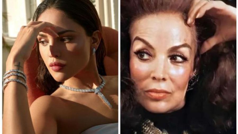 Interpretará Eiza González a María Félix en una biopic