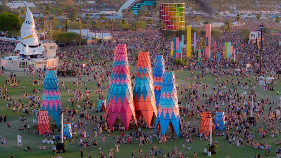 Coachella desata brote de herpes en California