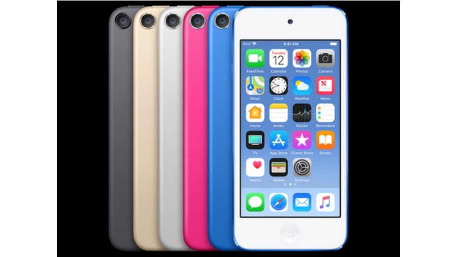 Apple lanzaría una nueva línea de iPod Touch este año