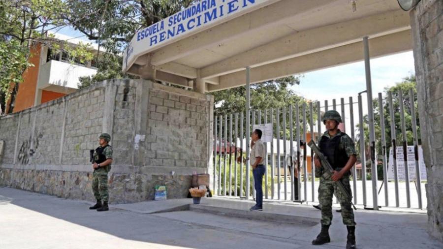 Por amenazas a escuelas, adelantan vacaciones en Guerrero