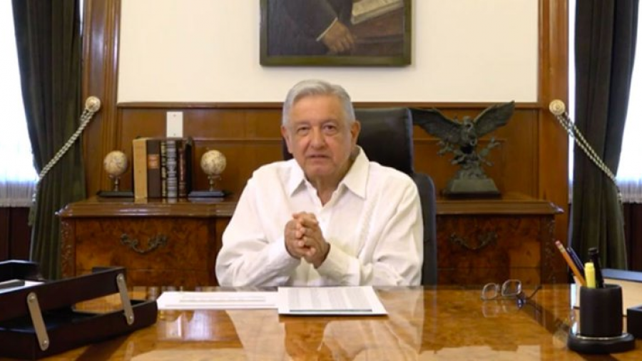 Asegura AMLO que habrá un incremento del 10% en las remesas