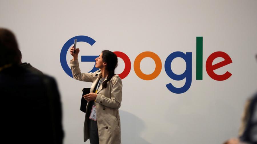 Reportan fallas en EU de Google