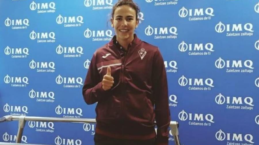 Eibar Femenil ficha a la mexicana Jimena López