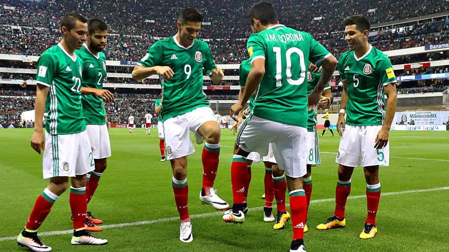 México cae al lugar 17 en el ranking FIFA