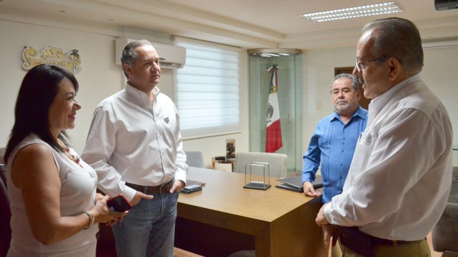 Pacta Adrián Oseguera convenio con Profeco
