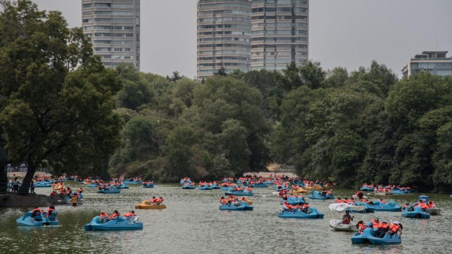 """Bosque de Chapultepec, el """"Mejor Parque Urbano del Mundo 2019"""""""