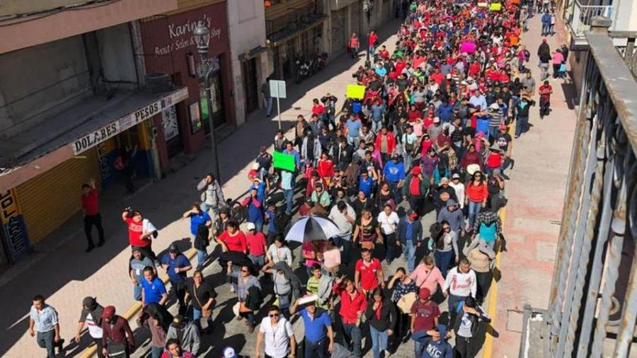 Reporta Index mil 500 desempleados por paros en Matamoros