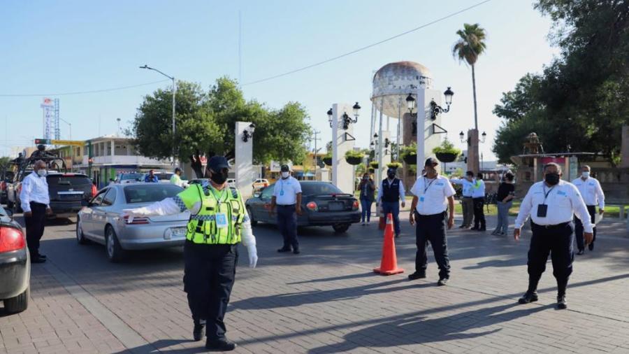 Urge Salud Municipal a cumplir restricciones a neolaredenses