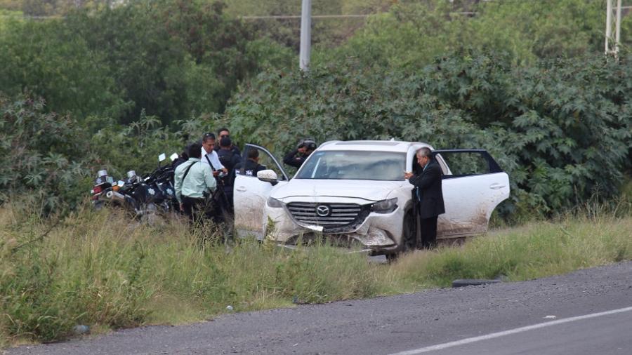 Joven muere en Guanajuato por bala perdida