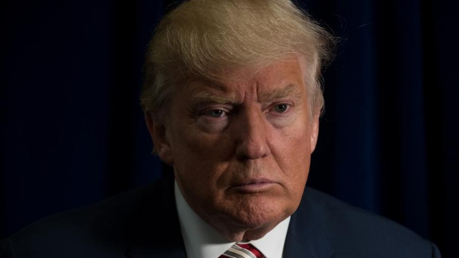 Trump dará mensaje sobre muro fronterizo mañana