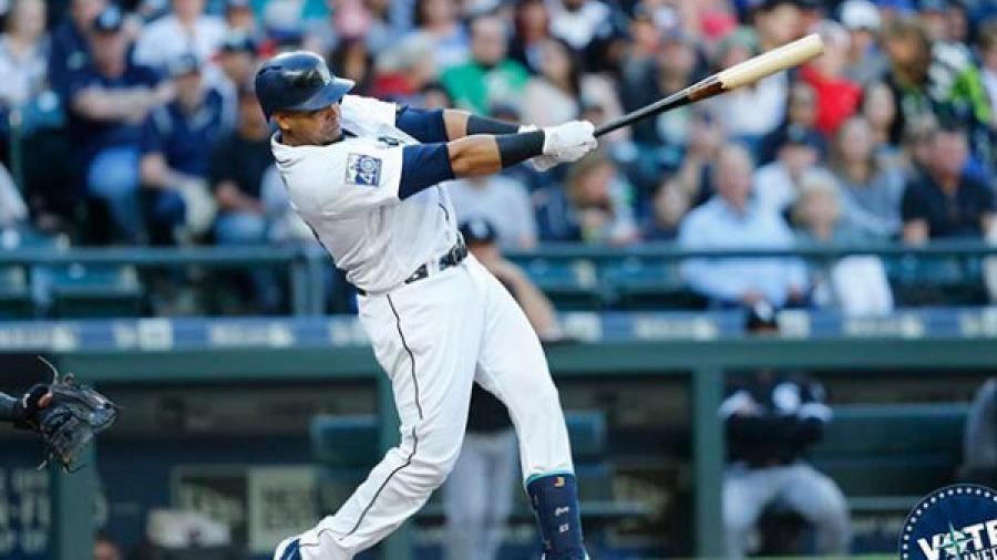 Nelson Cruz, el mejor bateador designado en la MLB
