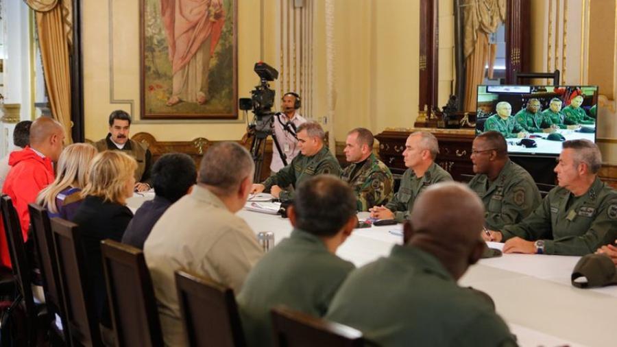 Denuncia Nicolás Maduro a EUA por ciberataque al sistema eléctrico