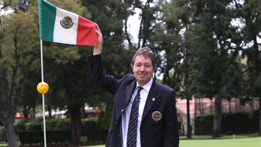 Fernando Lemmen-Meyer aspira a tener un golf para todos