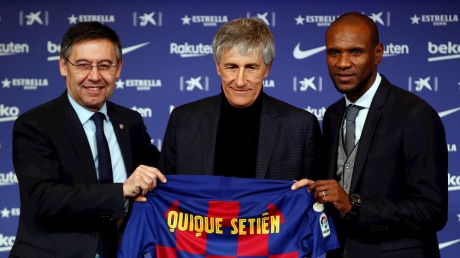 Barcelona despide a Valverde; Quique Setién toma el puesto
