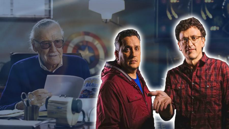Hermanos Russo preparan documental sobre Stan Lee