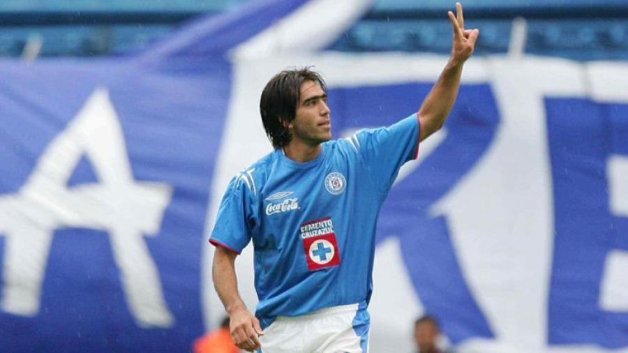 """""""Chelito"""" Delgado quiere retirarse en Cruz Azul"""