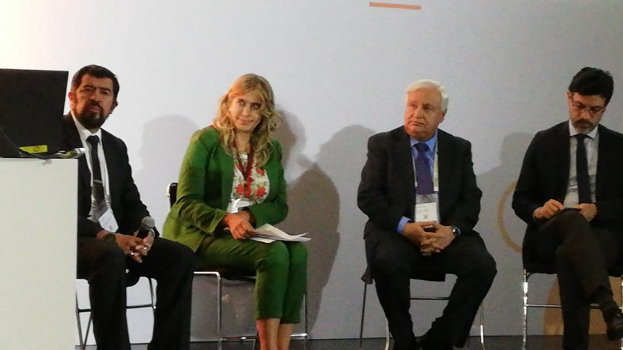 Participa Maki Ortiz en Congreso Smart City Expo LATAM en Puebla