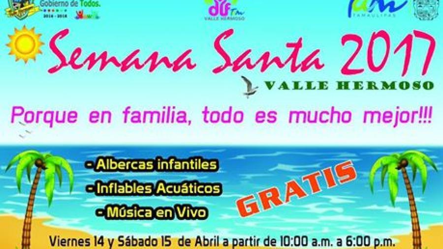 Ayuntamiento invita a familias a disfrutar de Semana Santa