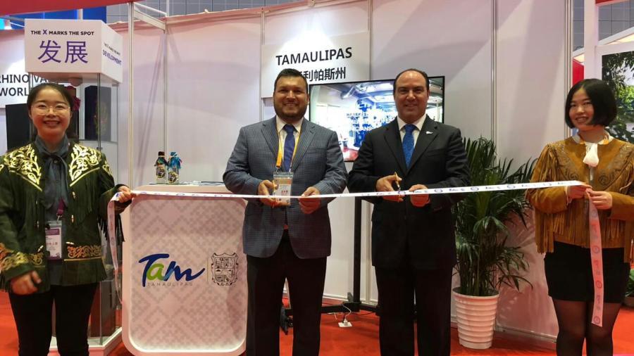 Tamaulipas decidido a consolidar tratos comerciales en Shanghái