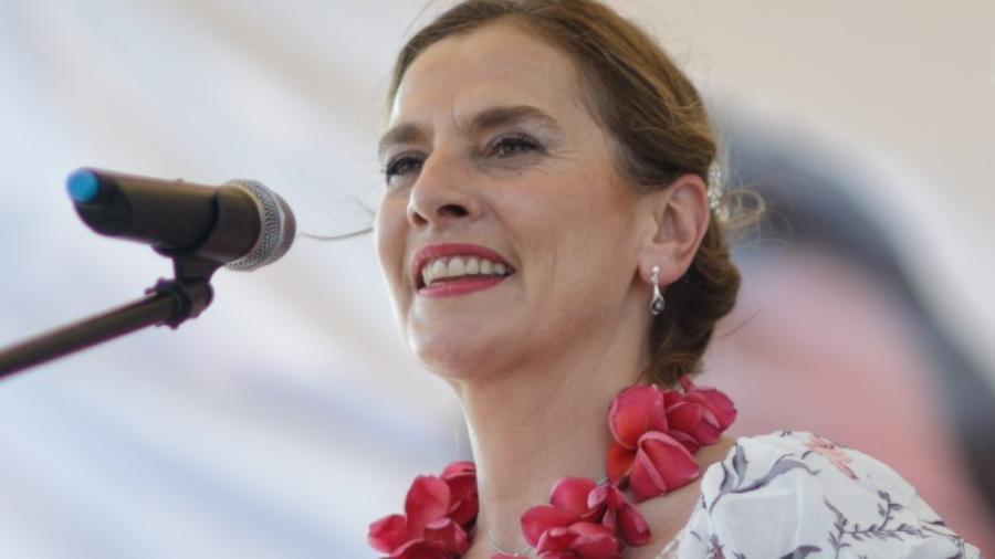 Viene la esposa de AMLO a Tampico