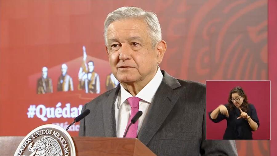 Joe Biden, Pío López, Tabasco, esto y más en conferencia matutina de AMLO